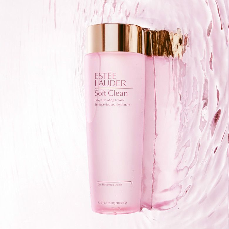 Увлажняющий тоник, Estee Lauder Soft Clean Silky Hydrating Lotion