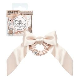 Резинка для волос, Invisibobble Sprunchie Sim Balerina Bow