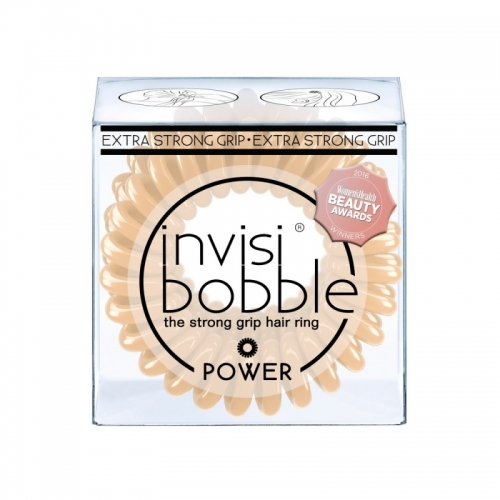Резинка для волос, InvisiBobble POWER, To Be or Nude to Be