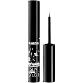 Подводка для глаз, Luxvisage Matt Ink Waterproof Eyeliner
