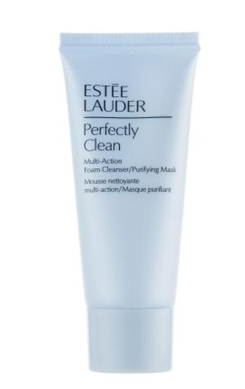 Cредство для умывания 2-в-1, Estee Lauder Perfectly Clean Multi-Action Foam Cleanser / Purifying Mask