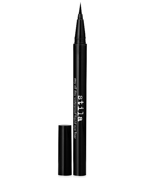 Подводка для глаз, Stila Stay All Day Waterproof Liquid Eye Liner