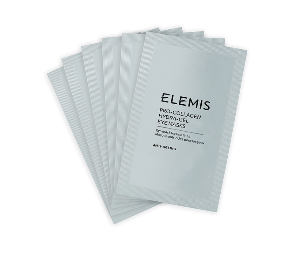 Лифтинг-патчи для контура глаз, Elemis Pro-Collagen Hydra-Gel Eye Masks