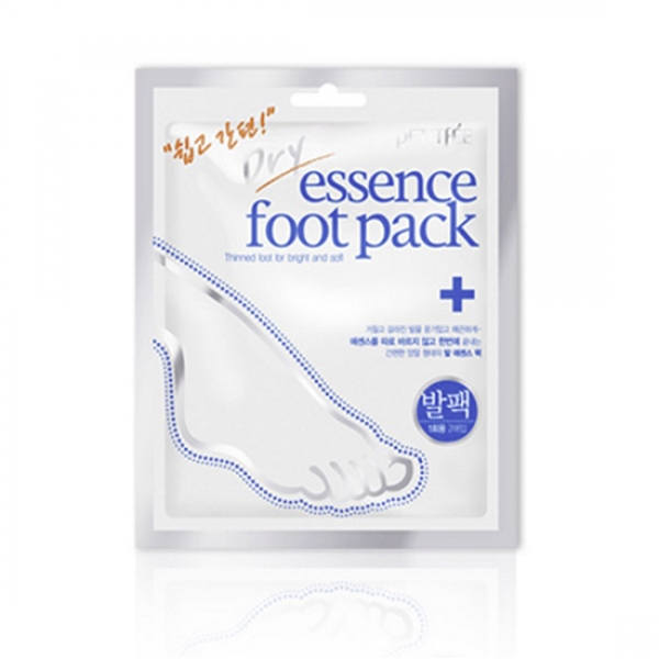 Маска для ног, Petitfee Dry Essence Foot Pack