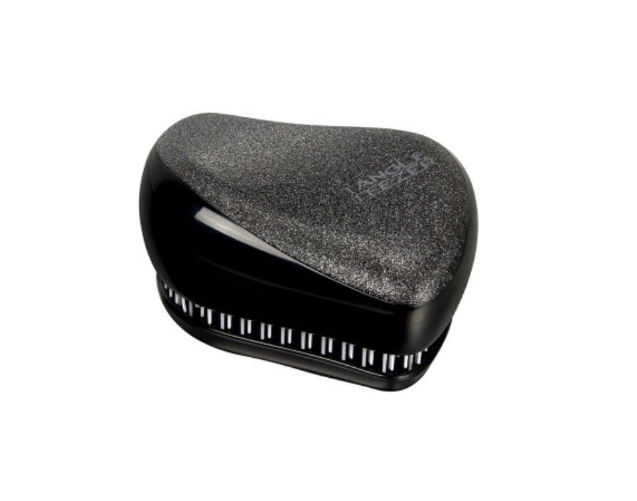 Расчёска для Волос, Tangle Teezer Compact Styler Onyx Sparkle