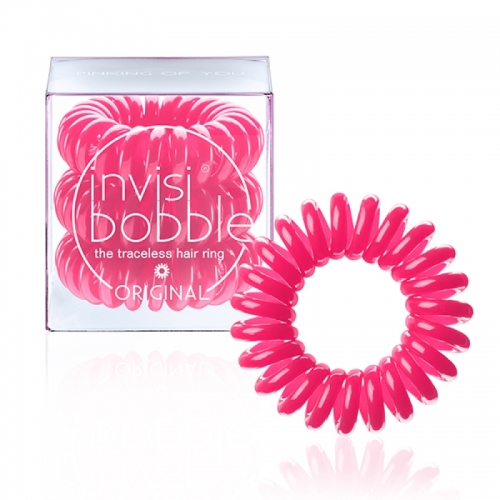 Резинка для волос, InvisiBobble ORIGINAL, Pinking of You