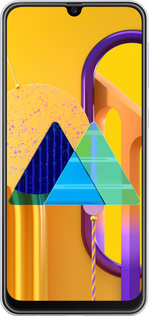 Samsung Galaxy M30s 4/64GB Gradation White