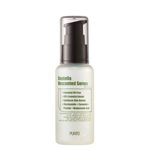 Сыворотка с экстрактом центеллы PURITO Centella Unscented Serum (60 мл)