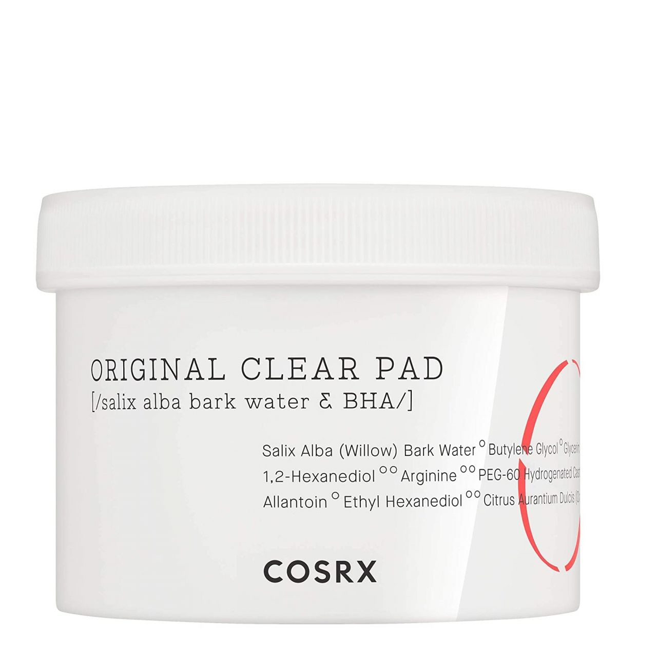 Очищающие пады с BHA-кислотой COSRX One Step Original Clear Pad (70 шт)